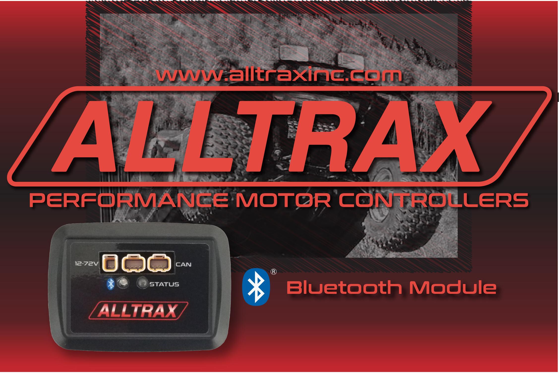 Alltrax Bluetooth Module